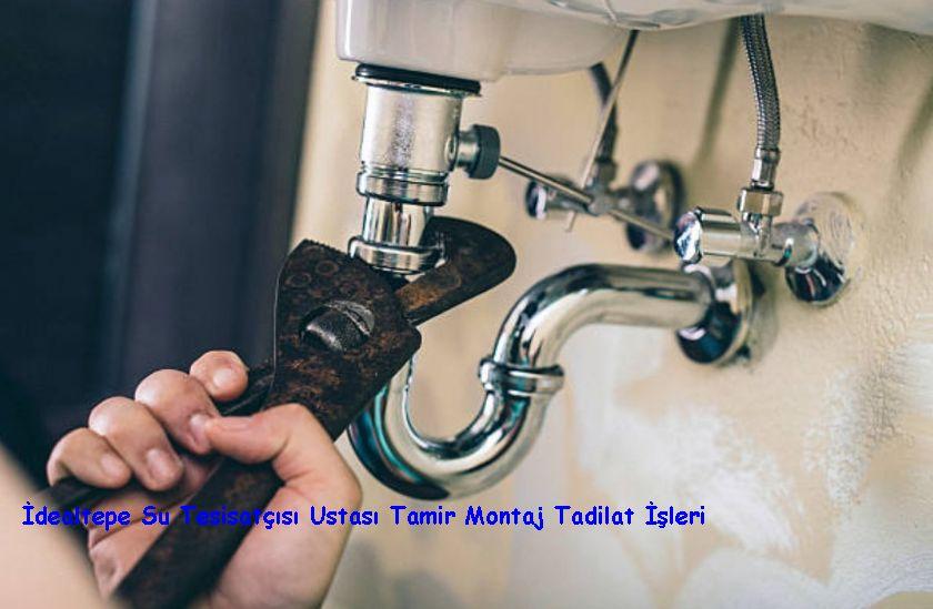 İdealtepe Su Tesisatçısı Ustası Tamir Montaj Tadilat İşleri