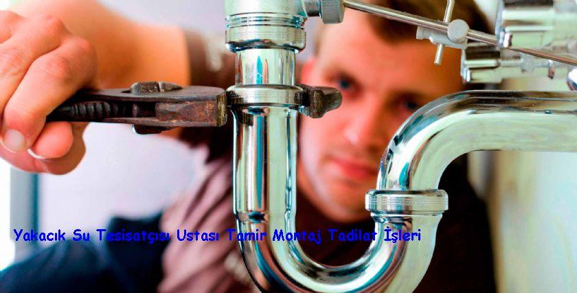 Yakacık Su Tesisatçısı Ustası Tamir Montaj Tadilat İşleri
