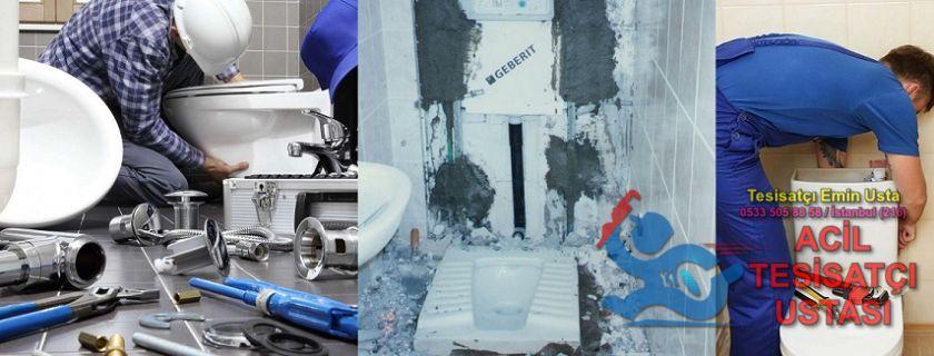 Tuvalet-klozet Kurulum & Montaj Ve Tamir Onarım Hizmetleri